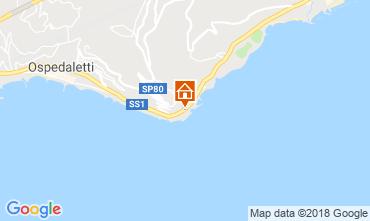 Mappa Sanremo Appartamento 106557