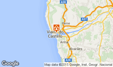 Mappa Viana Do castelo Appartamento 73043