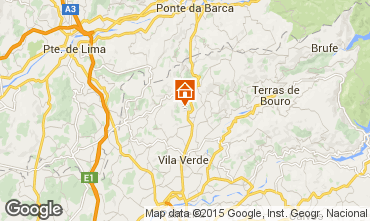 Mappa Braga Casa 58447