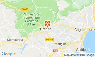 Mappa Grasse Agriturismo 56131