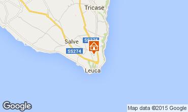 Mappa Santa Maria di Leuca Appartamento 47295