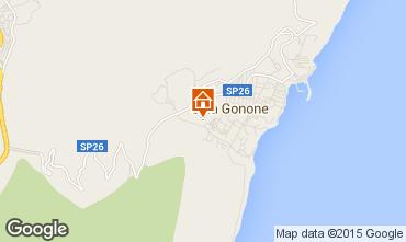 Mappa Cala Gonone Appartamento 77177
