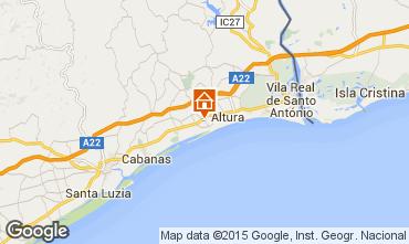 Mappa Monte Gordo Appartamento 75935