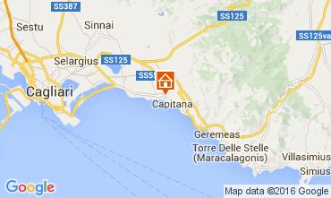 Mappa Quartu Sant'Elena Villa  106179