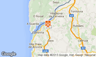 Mappa Caminha Casa 72650