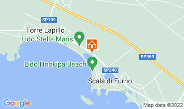 Mappa Porto Cesareo Appartamento 103263