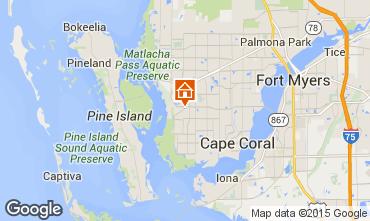 Mappa Cape Coral Villa  57904