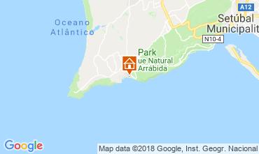 Mappa Sesimbra Appartamento 116240