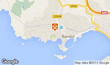Mappa Bandol Appartamento 8434