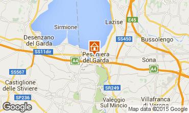 Mappa Peschiera del Garda Appartamento 69648