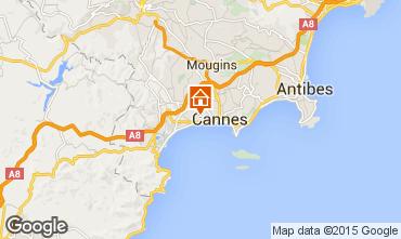 Mappa Cannes Appartamento 73628