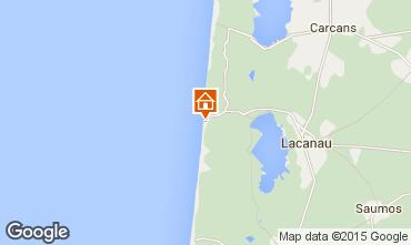 Mappa Lacanau Appartamento 30250