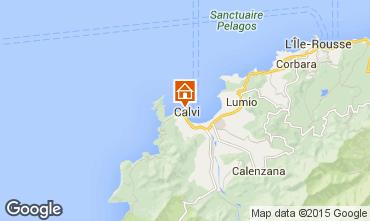 Mappa Calvi Monolocale 7990