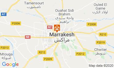 Mappa Marrakech Appartamento 70324