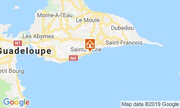 Mappa Sainte Anne (Guadalupa) Appartamento 115855