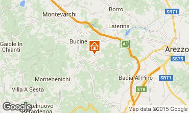 Mappa Bucine Casa 84078