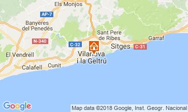 Mappa Barcellona Appartamento 114911