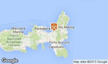 Mappa Portoferraio Appartamento 70073