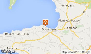 Mappa Douarnenez Appartamento 7380