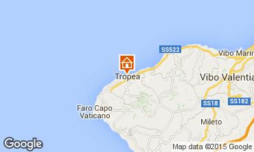 Mappa Tropea Appartamento 72629