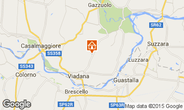 Mappa Bonassola Appartamento 78004