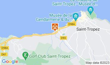 Mappa Saint Tropez Villa  118899