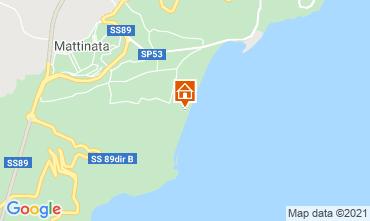 Mappa Mattinata Casa 117436