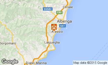 Mappa Alassio Appartamento 66840