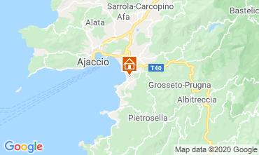 Mappa Porticcio Appartamento 92084