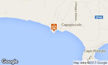 Mappa Isola di Capo Rizzuto Appartamento 54877