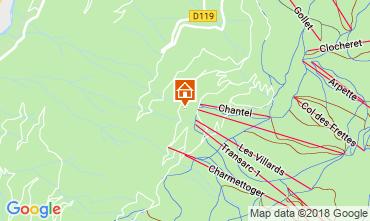 Mappa Les Arcs Monolocale 116977
