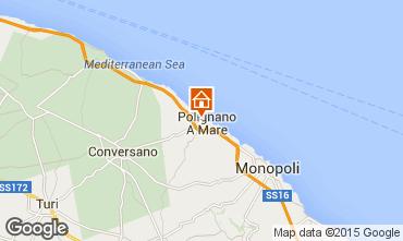 Mappa Polignano a Mare Monolocale 36262