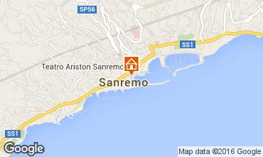 Mappa Sanremo Appartamento 64571