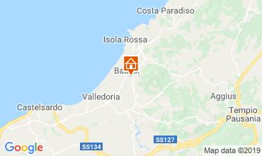 Mappa Badesi Casa 75261