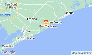 Mappa Eraclea Mare Appartamento 41513