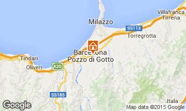 Mappa Milazzo Appartamento 76216