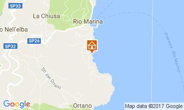 Mappa Rio Marina Appartamento 107113