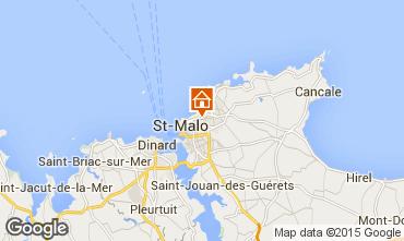 Mappa Saint Malo Monolocale 26263