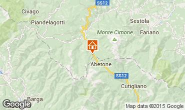 Mappa Pievepelago Appartamento 94077