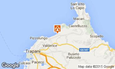 Mappa Trapani Appartamento 95632