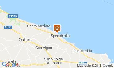 Mappa Ostuni Villa  94356