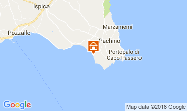 Mappa Pachino Appartamento 94401