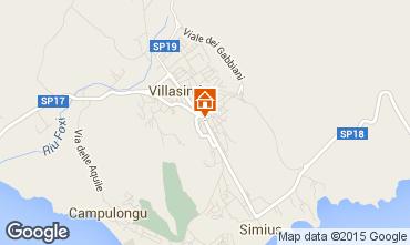 Mappa Villasimius Appartamento 72288