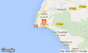 Mappa Agadir Appartamento 74424