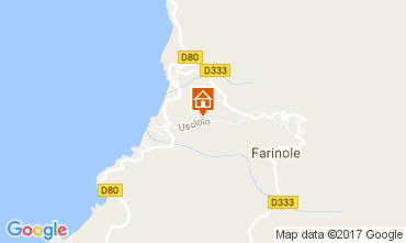 Mappa Farinole Appartamento 108057