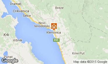 Mappa Klenovica Appartamento 76573