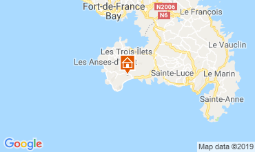 Mappa Le Diamant Villa  111957