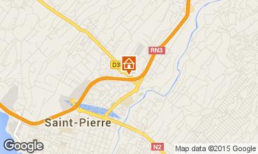 Mappa Saint Pierre (Riunione) Appartamento 76076