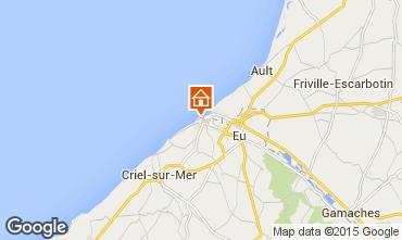 Mappa Le Tréport Appartamento 101851