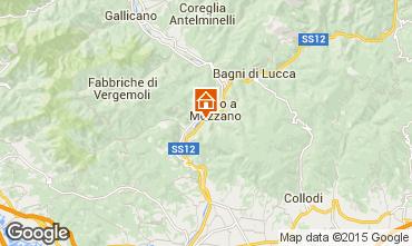 Mappa Bagni di Lucca Appartamento 88788